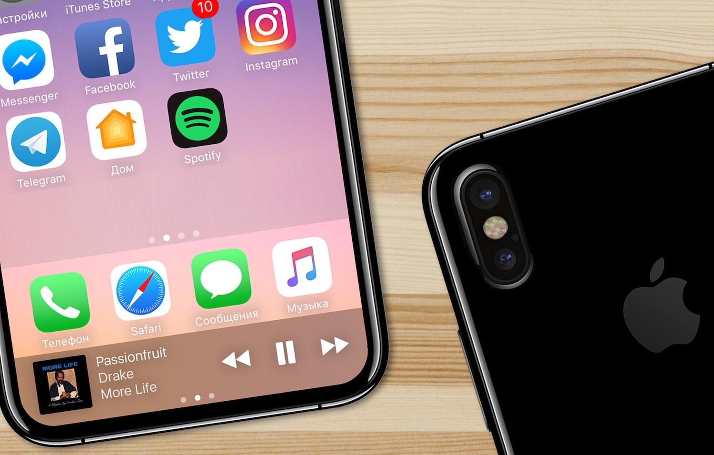 iPhone 8 finalmente adoptaría tecnologías modernas