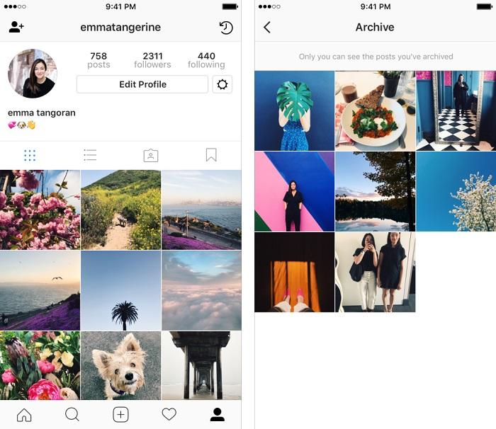 instagram archivo portada