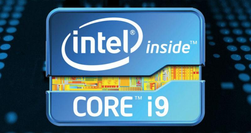 Intel Core i9 es el CPU más potente para uso doméstico