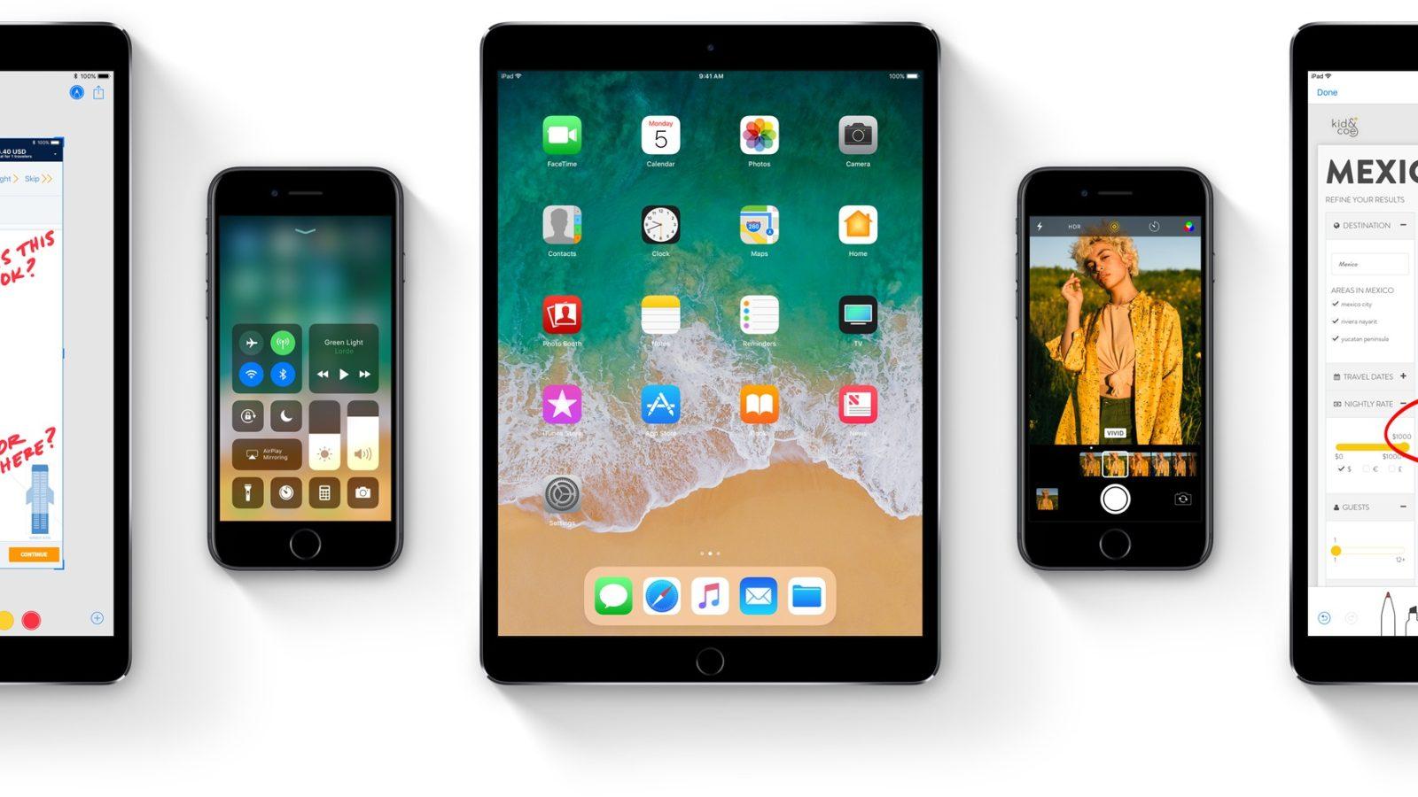 iOS 11 promete grandes cosas