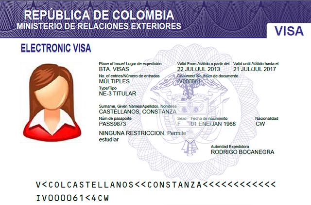 visa-electronica