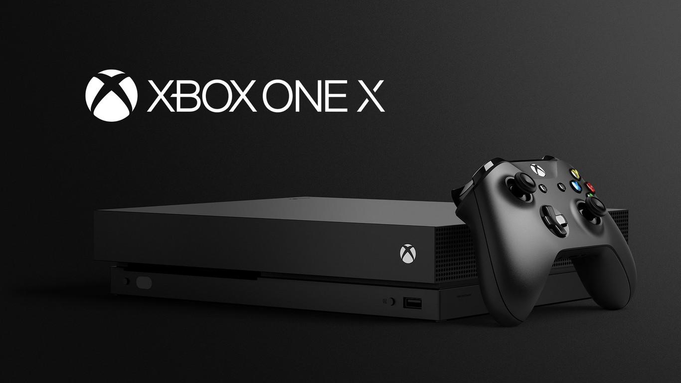 Conoce al Xbox One X, la consola más potente del mercado