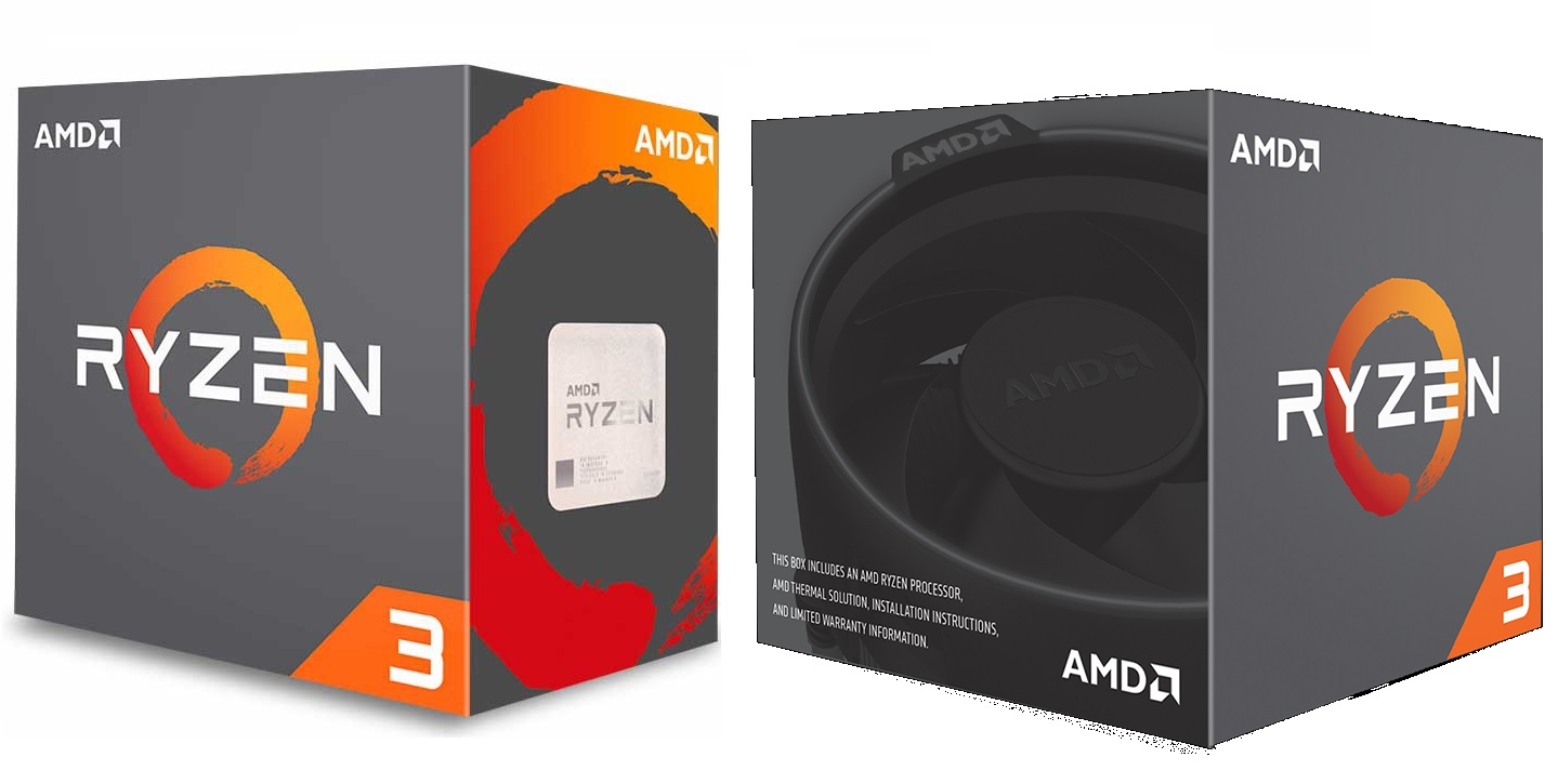 Te presentamos los AMD Ryzen 3