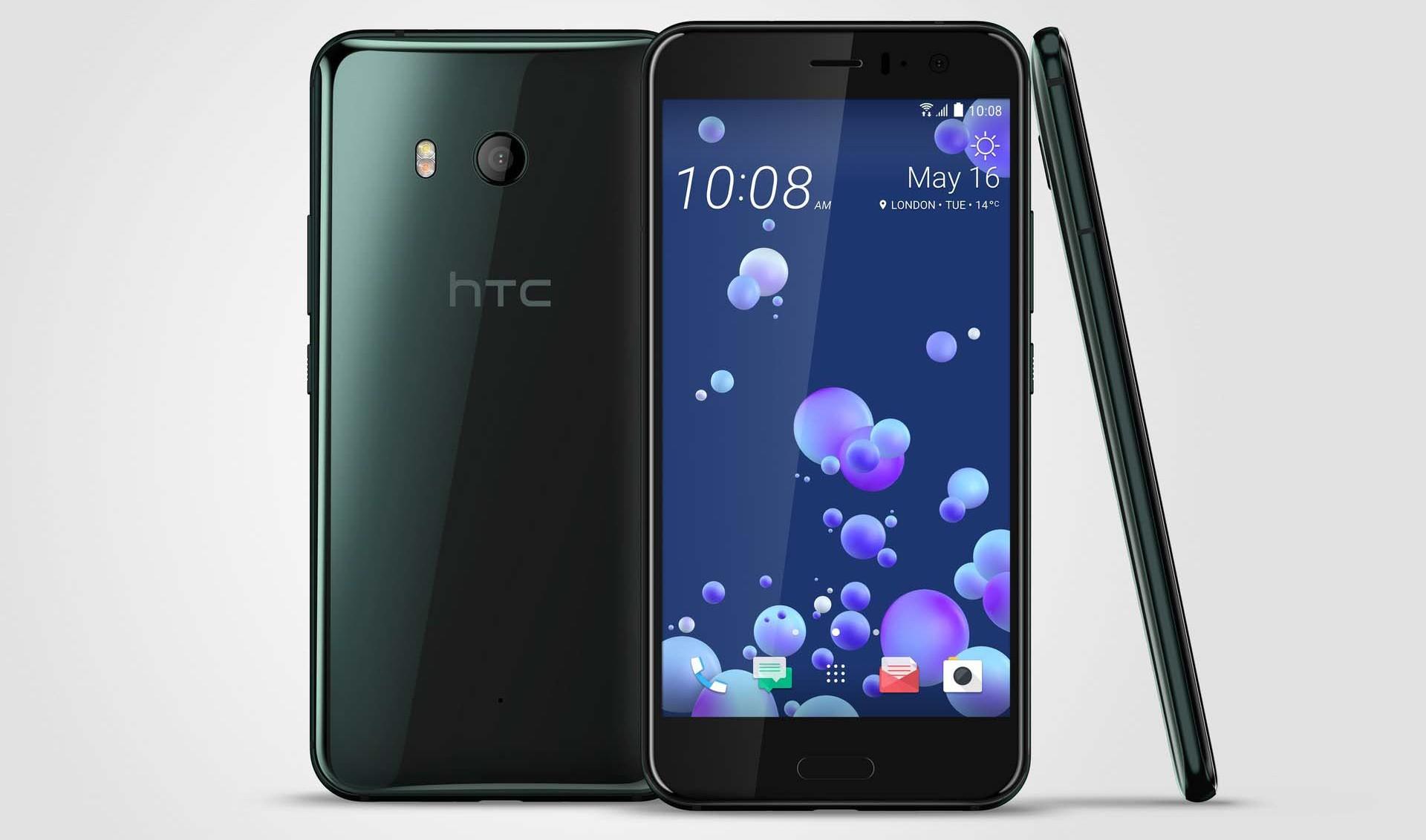 HTC U11 seguiría mejorando la experiencia de uso