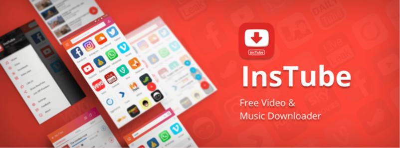 InsTube applicacion
