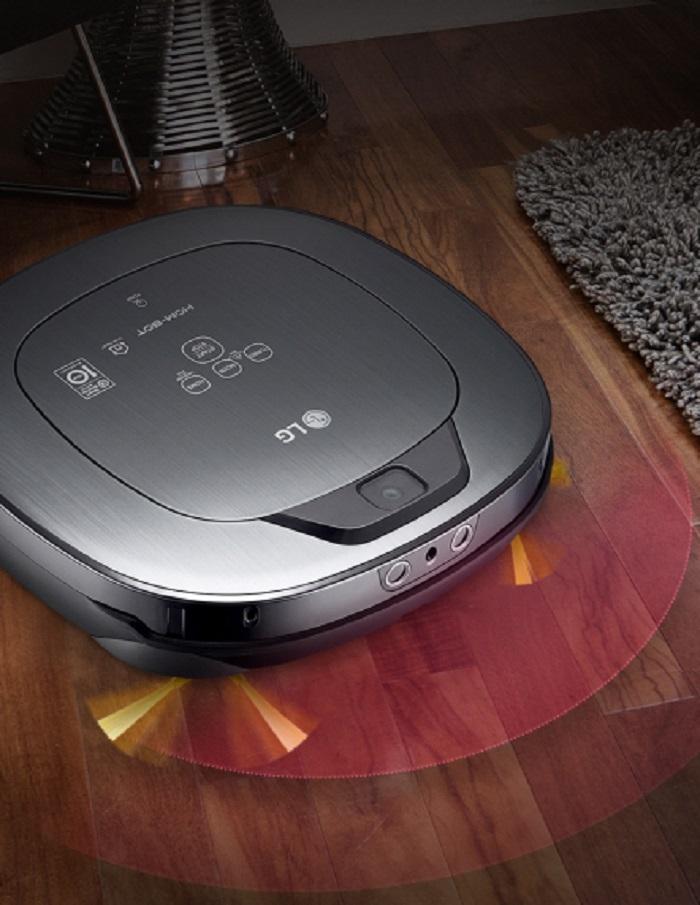 LG HOM-BOT Turbo+piso