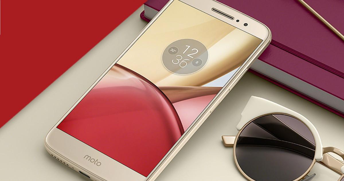 Moto M goza de Android Nougat