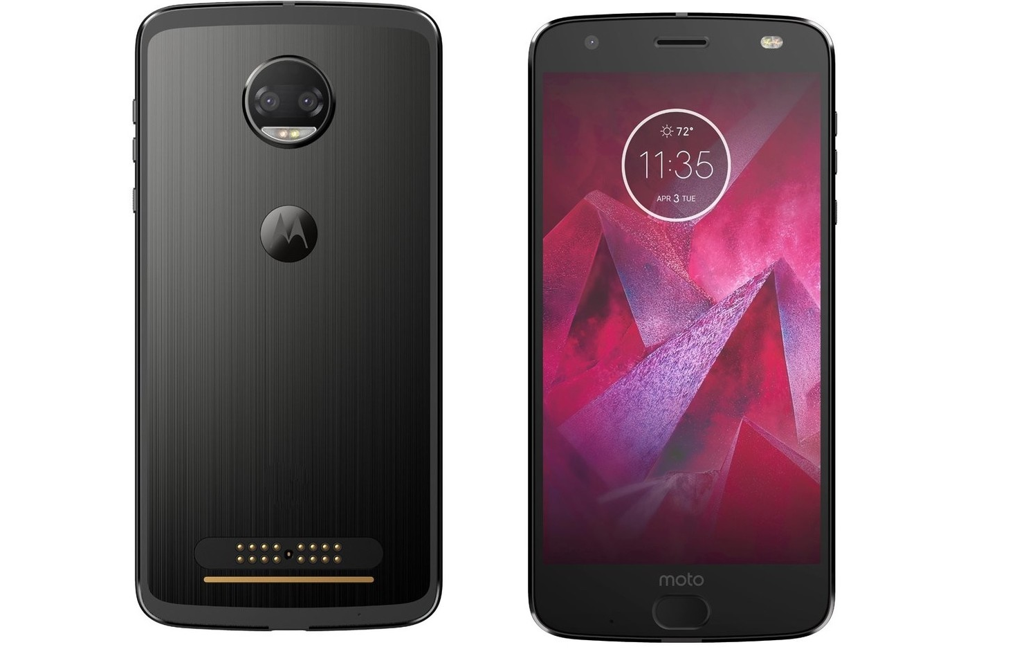 Moto Z2 Force Edition fotografias_5