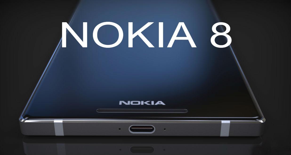 Nokia 8 viene con gran fuerza