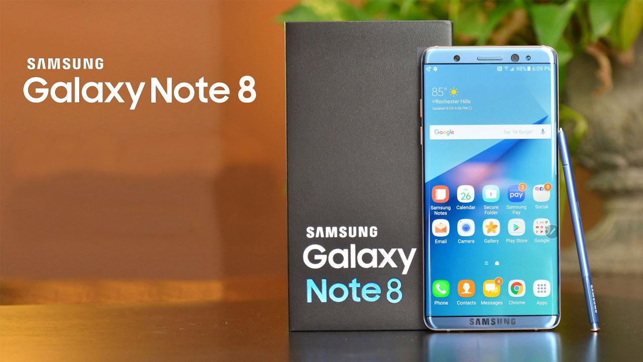 Ya se viene el Galaxy Note 8