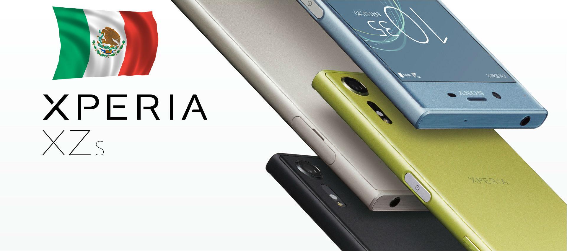 Te presentamos el Sony Xperia XZs que llegará a México