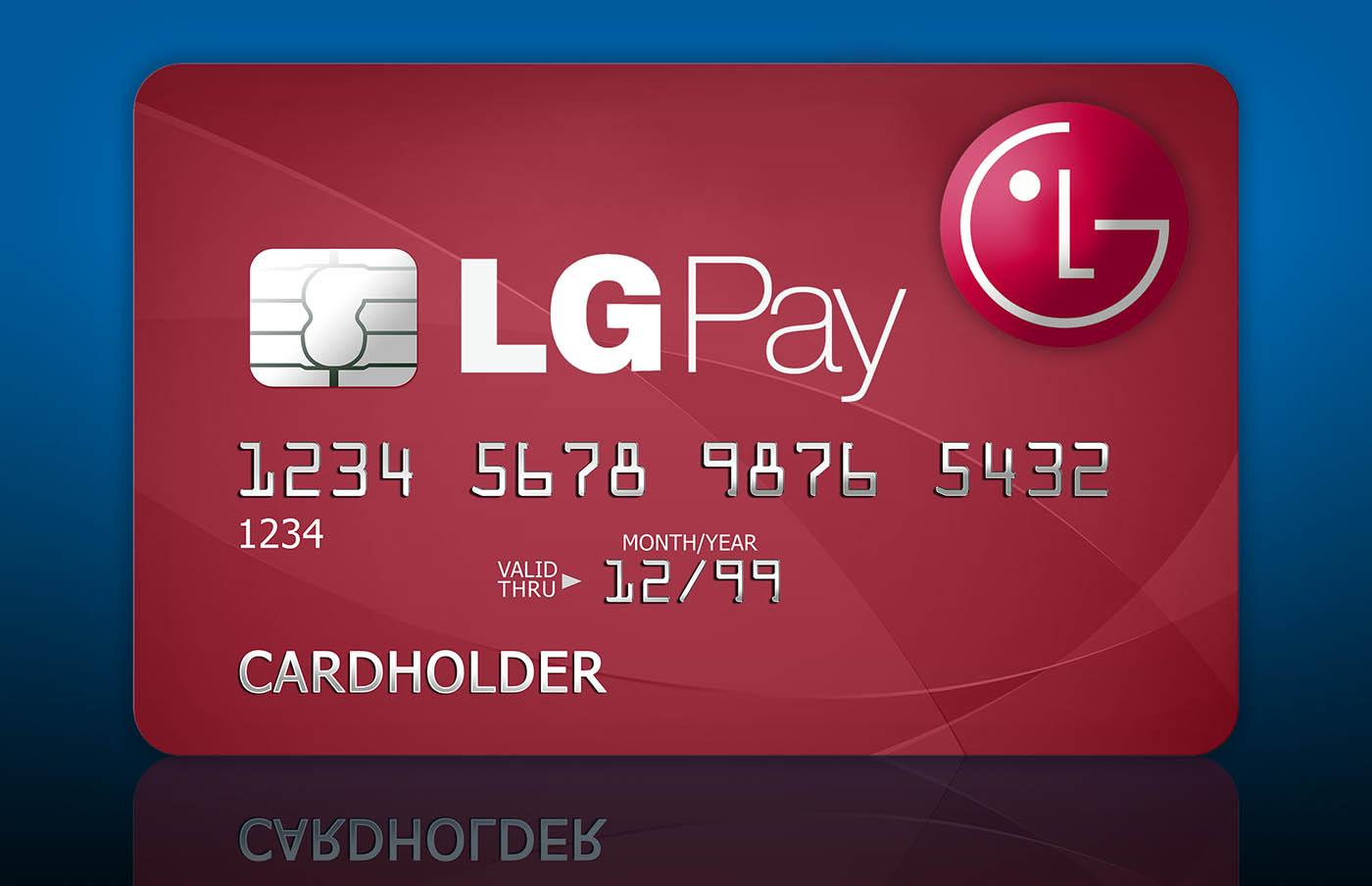 LG busca mejorar su  sistema de pagos móviles