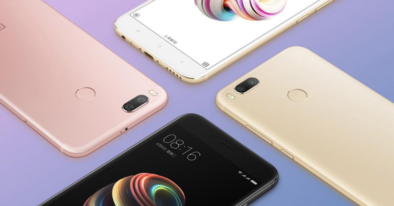 Te presentamos al nuevo Xiaomi Mi 5X