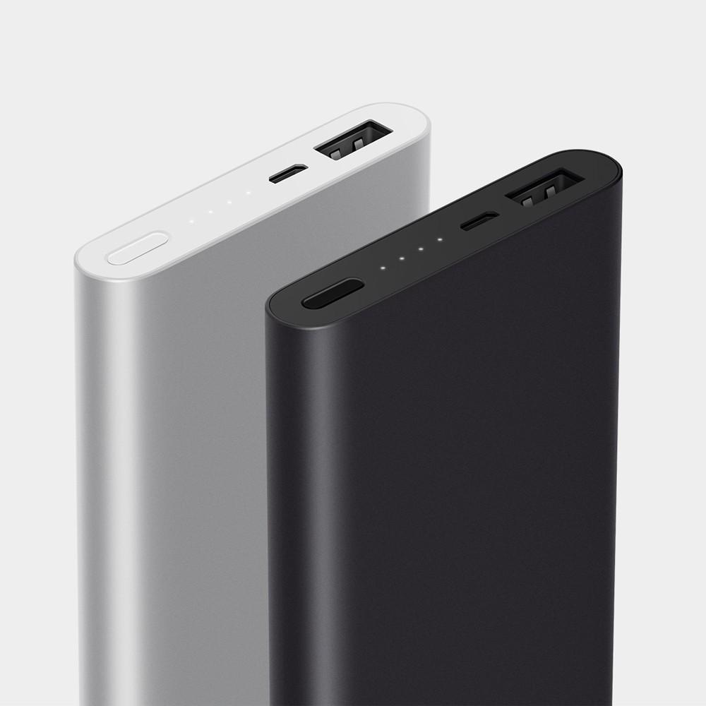 Xiaomi Mi Power Bank 2 de 10,000 mAh_1