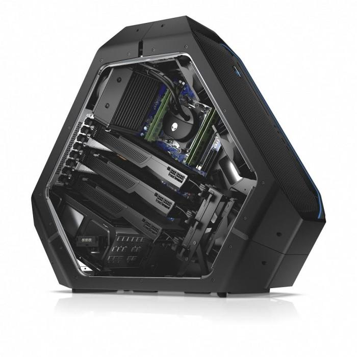 Dell Alienware Area 51 R3 gaming desktop, codename Centauri-X.