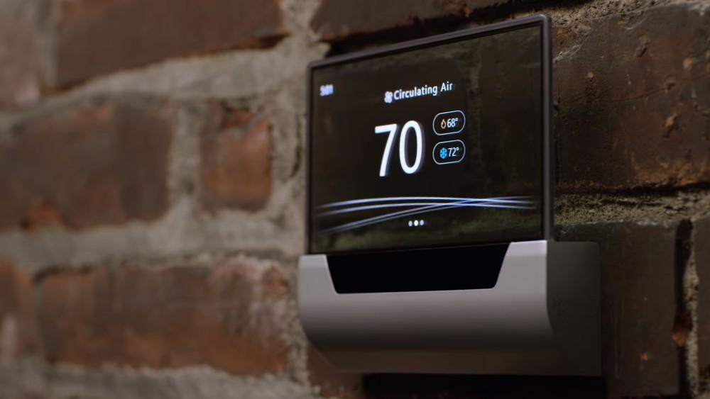 GLASS es el nombre de este nuevo termostato