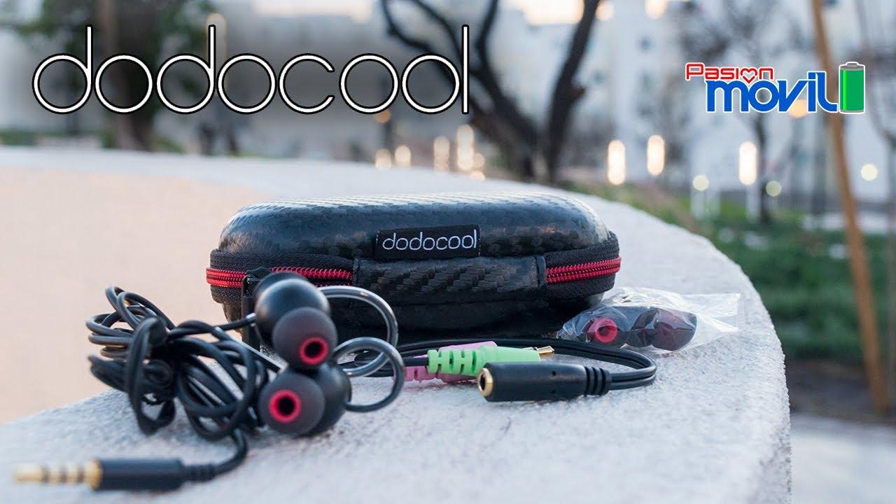 Te presentamos estos auriculares de dodocool