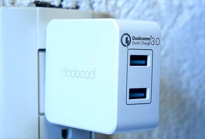 dodocool cargador doble qc3
