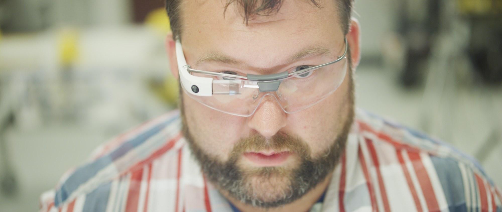 google glass 2.0 empresarial