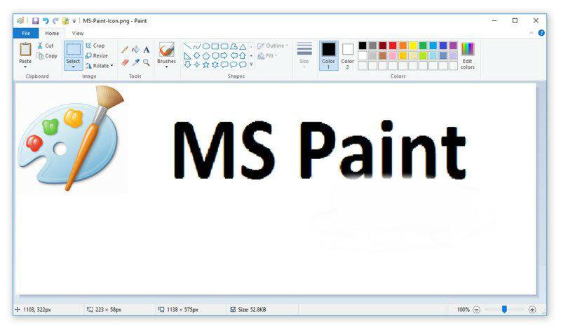 Microsoft Paint todavía seguirá viviendo muchos años más