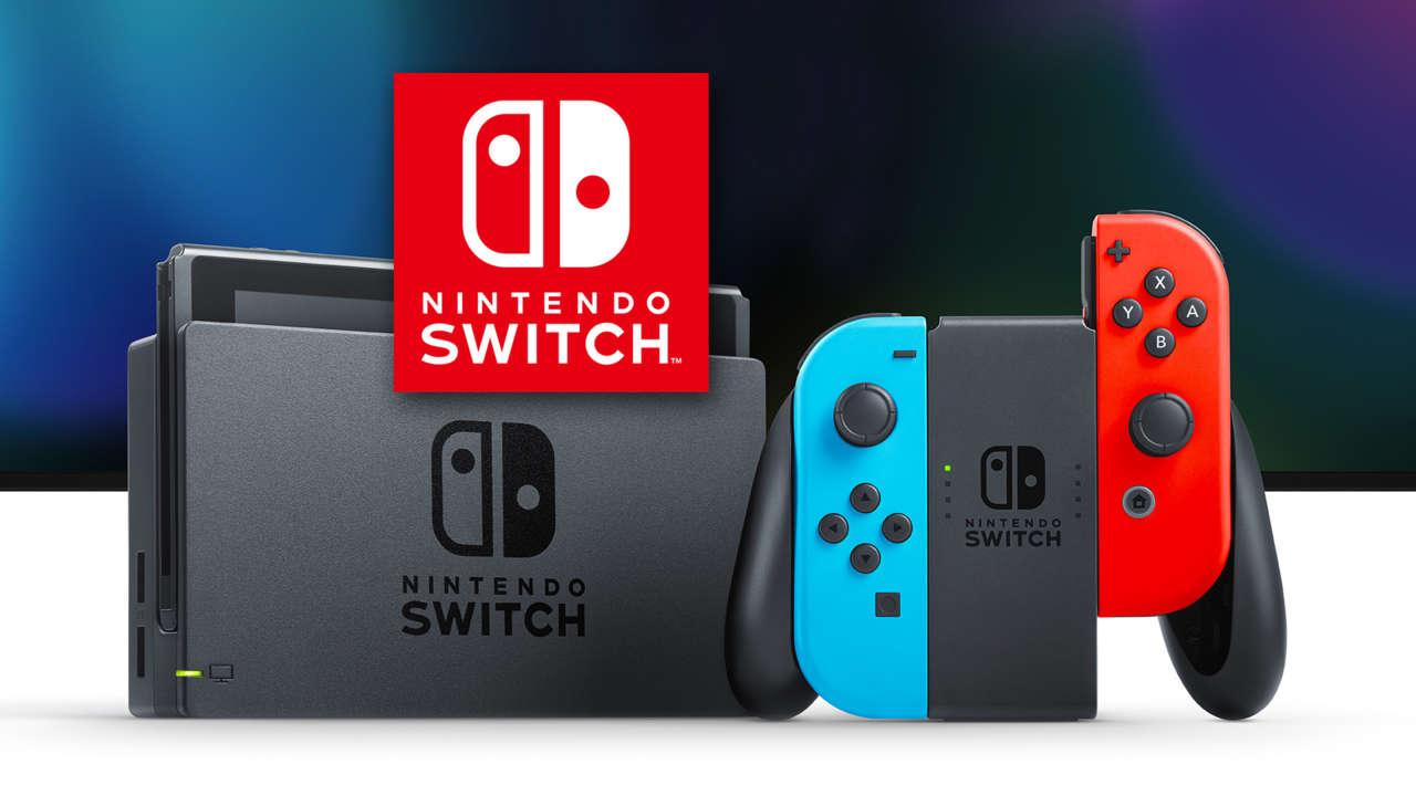 Nintendo Switch registró un descenso en ventas