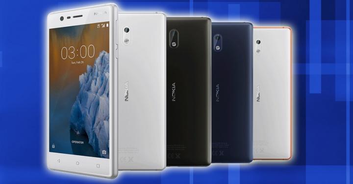 Nokia 2 sería similar al Nokia 3