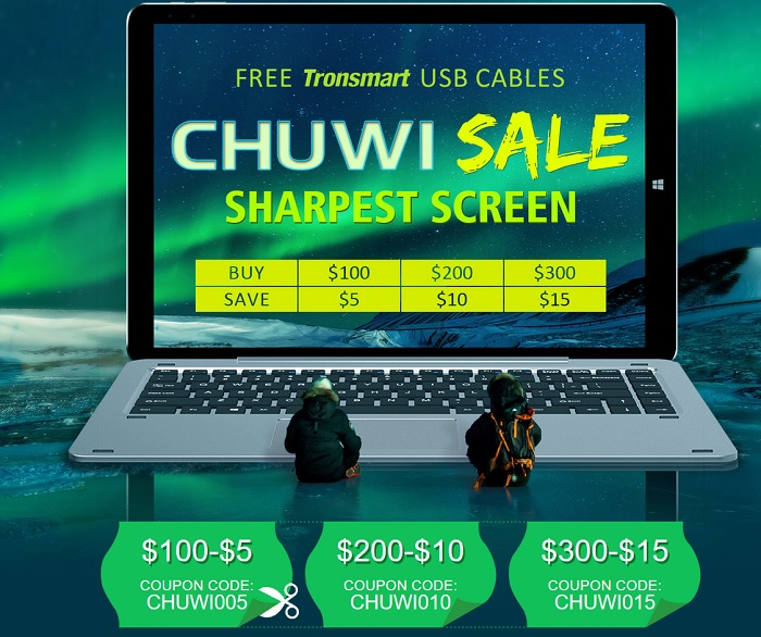 oferta productos chuwi geekbuying