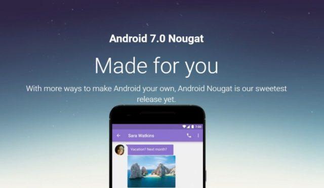 xiaomi anuncia smartphonee android 7