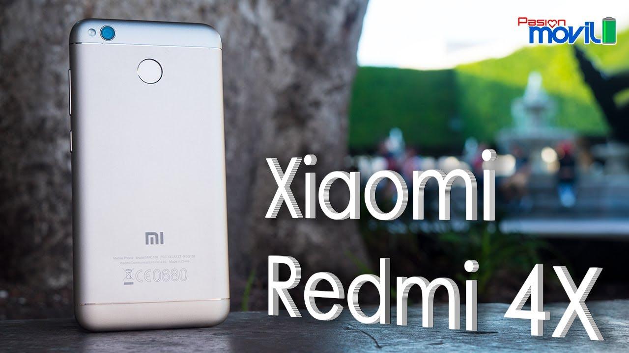 Te presentamos el Xiaomi Redmi 4X