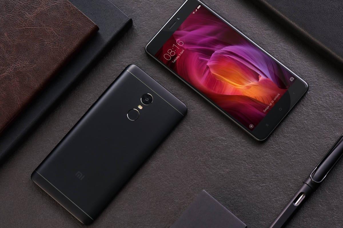 Te presentamos al elegante Xiaomi Redmi Note 4X
