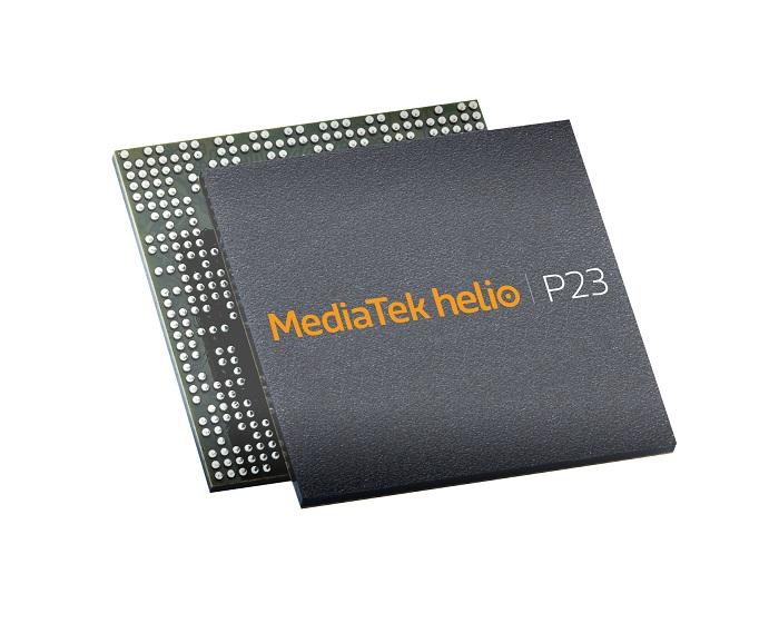 MediaTek Helio P23 Chip