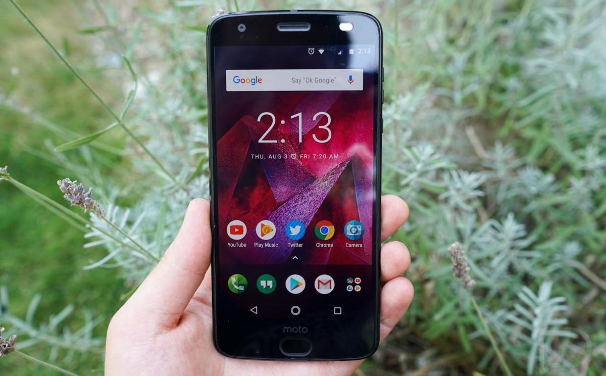 Motorola estaría preparando una nueva versión de ShatterShield