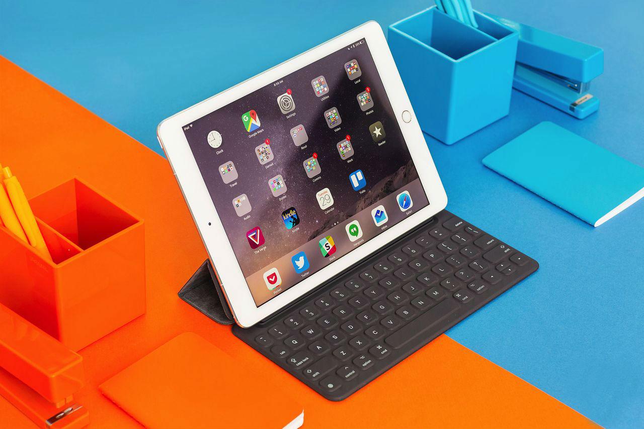 """iPad Pro 10.5"""" de 2017 logró repuntar las ventas de la división"""