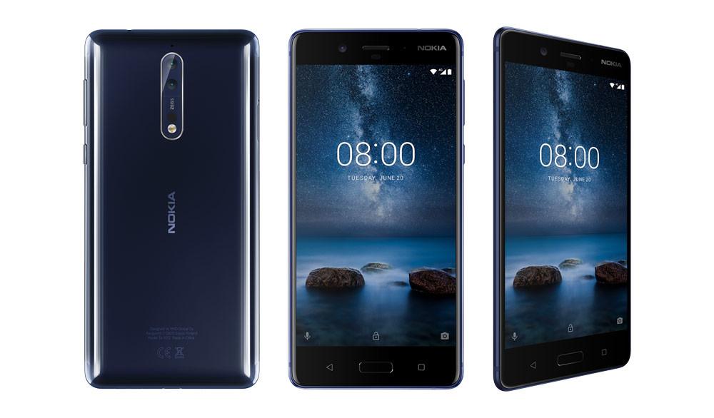 Nokia 8 llegaría pronto a México