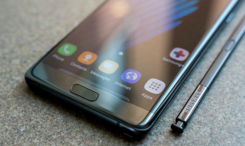 Ya se viene el sucesor del Galaxy Note 7
