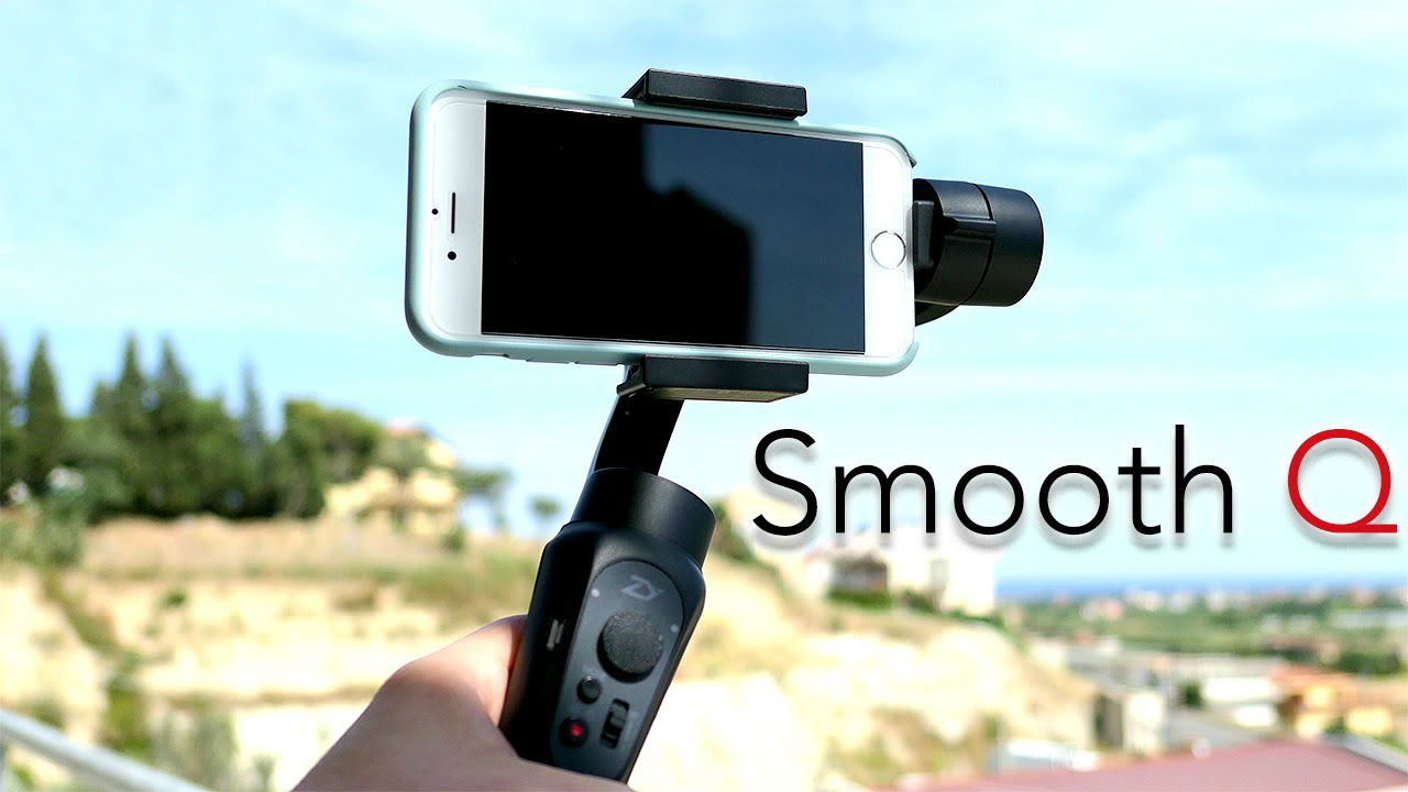 Zhiyun Smooth-Q te ayudará a grabar mejores videos