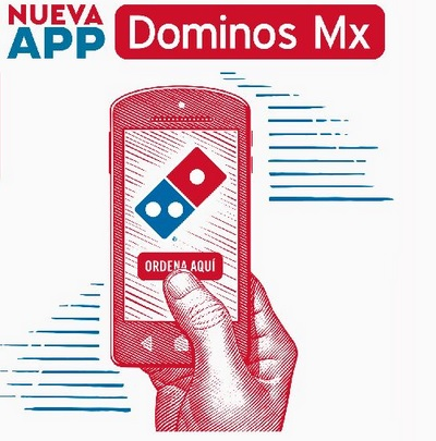 dominos to go mx app