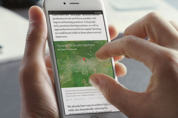 facebook instant articles suscripcion