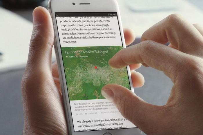 facebook instant articles suscripcion