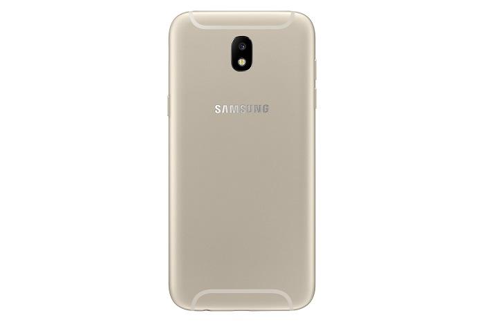 galaxy j5 pro dorado back