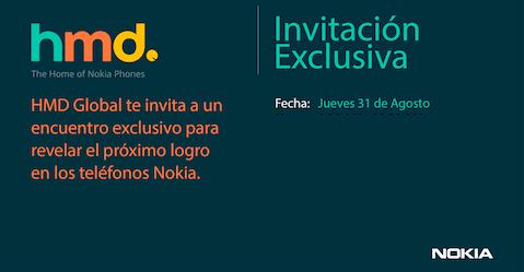 nokia 8 lanzamiento oficial mexico