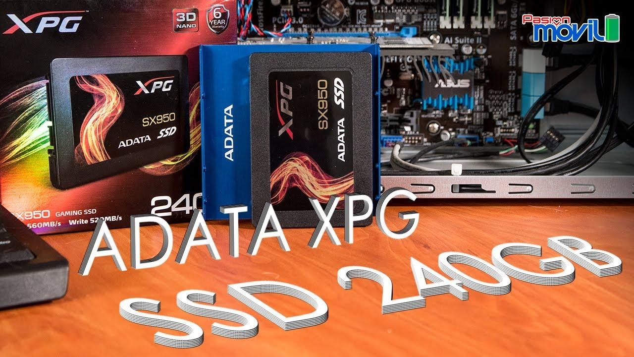 Te presentamos un SSD excelente para tu PC