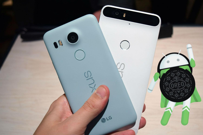 Nexus 6P y Nexus 5X fueron excelentes equipos