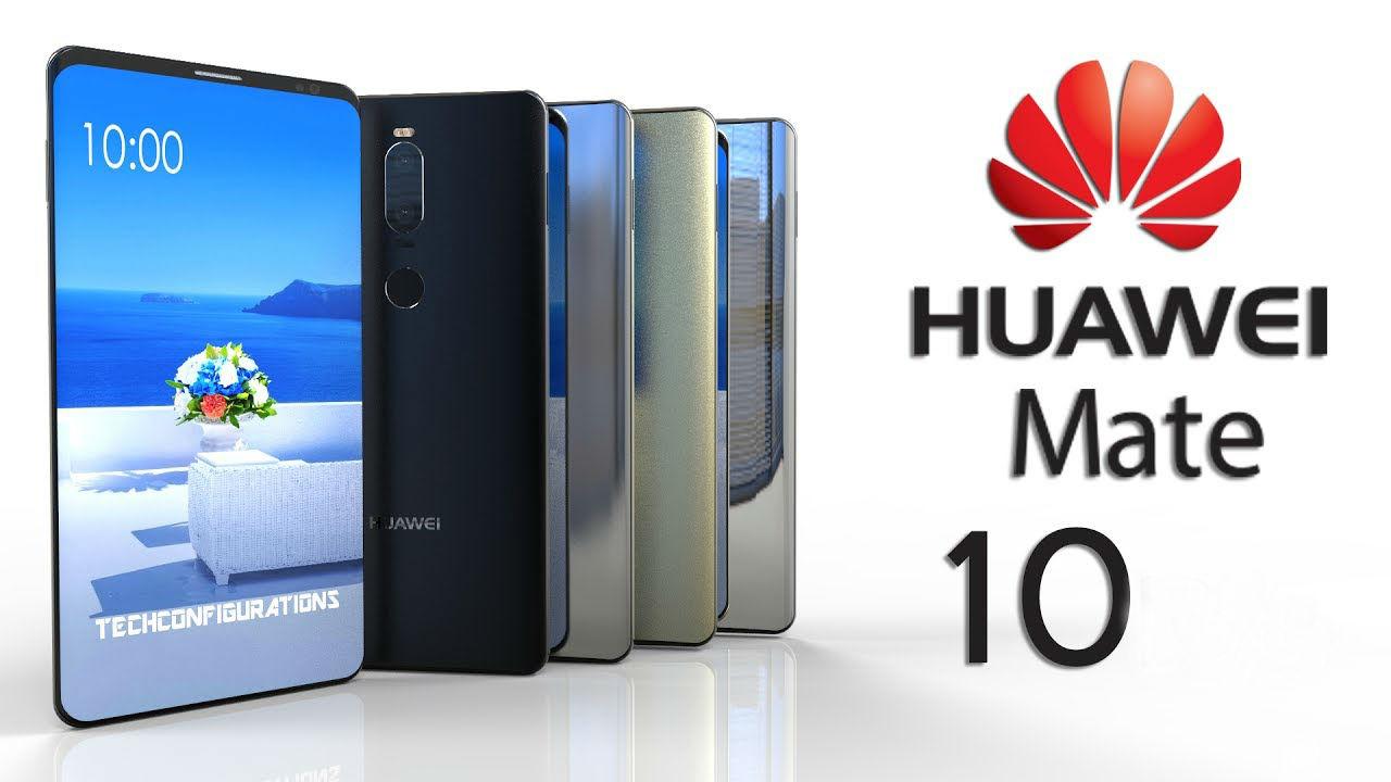 Huawei Mate 10 llegará con el Kirin 970 y su IA