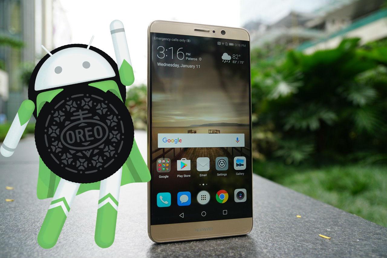 Huawei Mate 9 pronto estrenará nueva versión de software