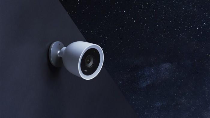 Nest-Cam-IQ-outdoor-night-time