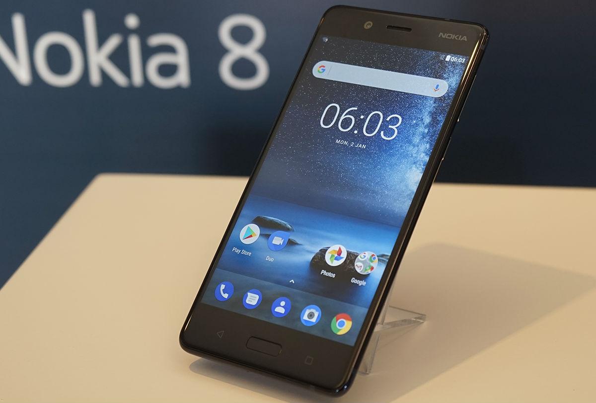 Nokia 8 pronto estrenará su versión más potente