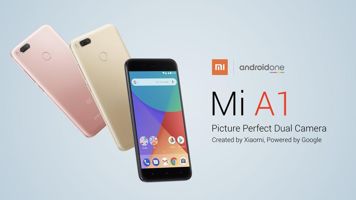 Xiaomi-Mi-A1-lanzamiento