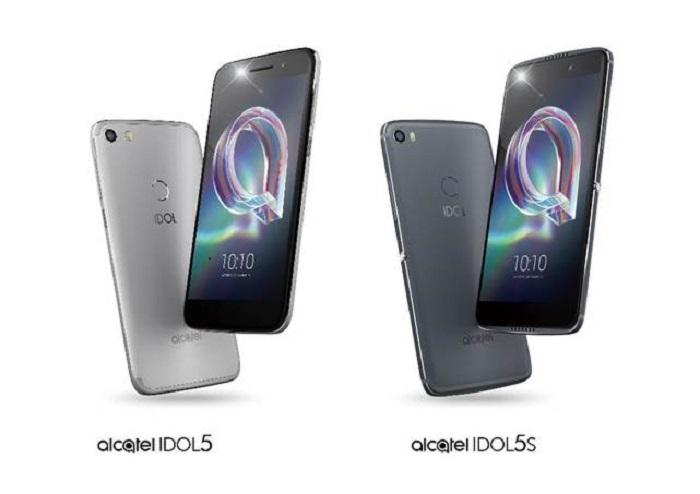 alcatel idol 5-idol 5s