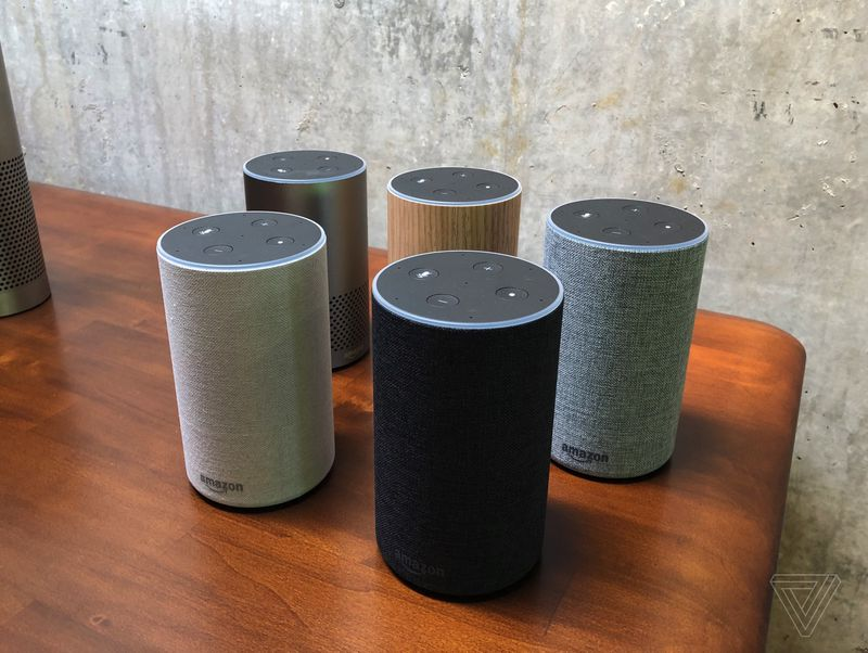 amazon echo diseños